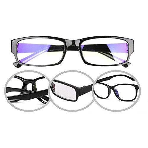 One Power Reader Occhiali da lettura con messa a fuoco automatica, occhiali da vista per computer multi-messa a fuoco progressivi, occhiali ottici regolabili unisex HD per uomo e donna (3PCS)