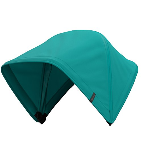 Quinny Sun Canopy for Zapp Flex Strollers, Green