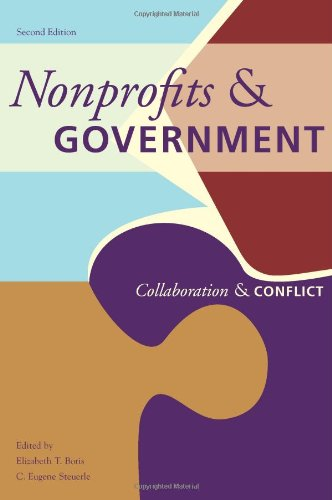 Nonprofits and Government: Collaboration and Conflict...