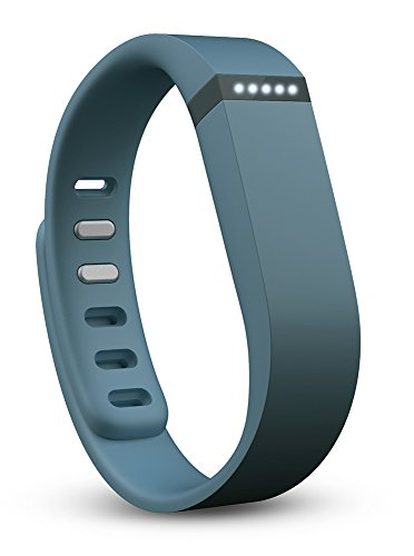 Fitbit Flex Wireless Activity + Sleep Wristband, Slate, Small/Large