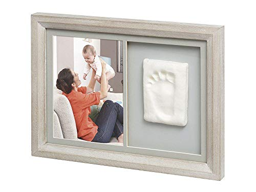 Baby Art 3601091400 My Tiny Touch – Print Frame, rectangulaire, Stormy, Multicolore