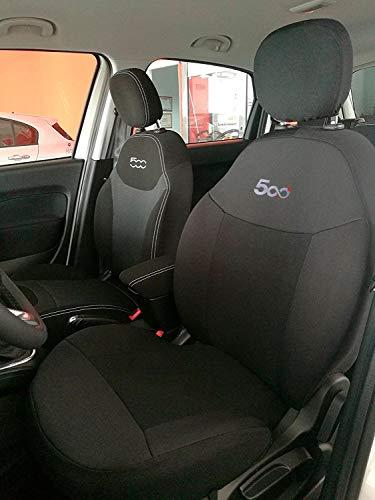 autoSHOP Fodera Coprisedile con Sedile Posteriore Diviso Set Completo No Braccioli Anteriori e Posteriori