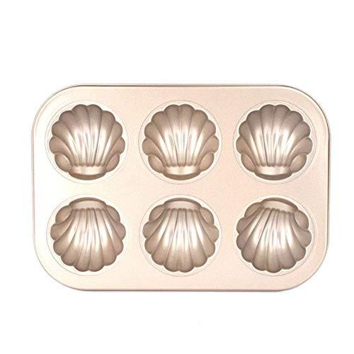 WFH Diy Muffin Gebäck Keks Kuchenform Pfanne Backwerkzeuge Cat Claw Bananenschale Schwein Kaninchen Kopfform Cupcake Form Pfanne Backgeschirr Küchenbedarf,Banane