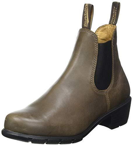 Blundstone Damen Women's Series Chelsea-Stiefel, Antikes Taupe, 41 EU