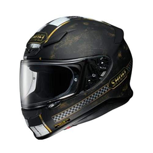 Shoei Terminus RF-1200 Street Bike Racing Motorcycle Helmet - TC-9 / Large by Shoei