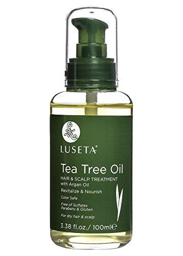 Luseta Tea Tree Oil Hair & Scalp Treatment 3.38 oz