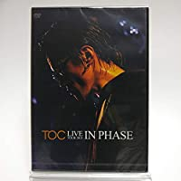 TOC / TOC LIVE TOUR 2015 IN PHASE [DVD]