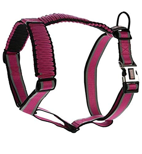 Kong On The Go Reflective Adjustable Paracord Harness (xs)