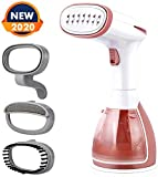 SIMBR Clothes Steamer, 1500W Handheld Garment Steamer Vertical and Horizontal Ironing Wrinkle Remover