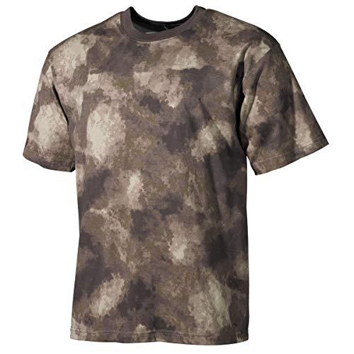 MFH 00104P US Army Herren Tarn T-Shirt (HDT-camo/L)