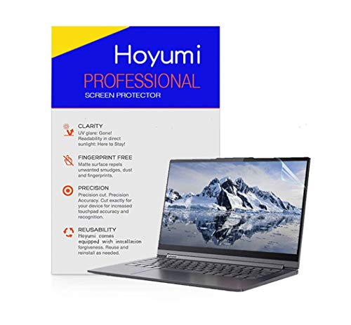 Help For Your Eyes Reduce Fatigue 2 Pack Matte Anti-Glare Screen Protector For Lenovo Yoga C940 14 Inch Laptop With Surprise Keyboard Cover