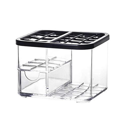 Family Needs Huishoudelijke artikelen, lade Type Enhancive Case, Desktop/bevruchting Table Afwerking Rack, stof- en Kinderlijke, Filmy decoratieve Storage Box