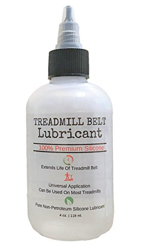 Unisport Treadmill Belt Lubricant 100% Silicone Treadmil Belt Lube, Made in The USA (1 Pack or 2 Pack)