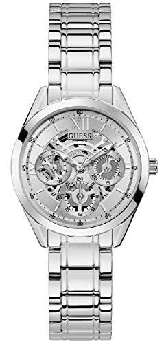 Guess Reloj de mujer Clear Cut GW0253L1