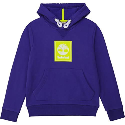 Timberland T25r39 Sweatshirts Und Fleecejacken Boys Blau - 3 Jahre - Sweatshirts Sweater