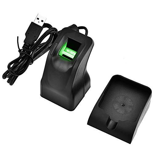 Nannday USB Fingerprint Reader, Scanner Sensor Fingerprint Collection for Computer PC Home Office