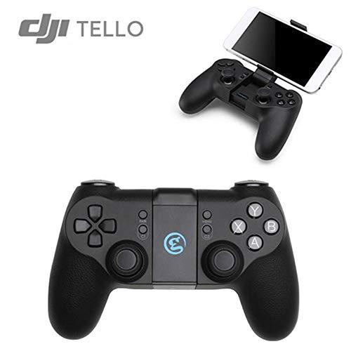 Domiluoyoyo Gamepad - DJI Tello Drone GameSir T1D Remote Controller Transmitter Joystick for Ios7.0+ Android 4.0+ Bluetooth Gamepad