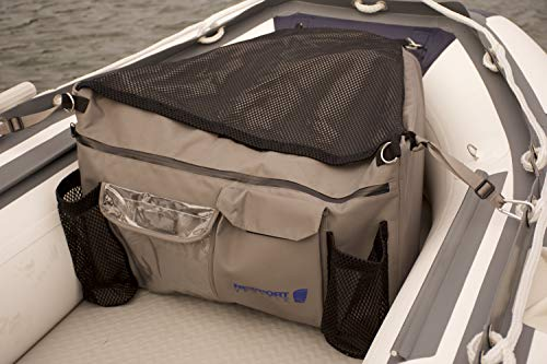 Photo of Gray Colored Newport Vessels Dinghy & Inflatable Boat Bow Storage Bag