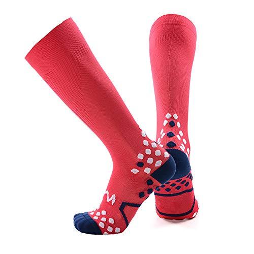 Compressiekousen, compressiekousen tegen vermoeidheid voor mannen en vrouwen, flexibel en comfortabel, compressie sokken, gaotong, geschikt voor vlieg/reis/sport/verpleegsters.