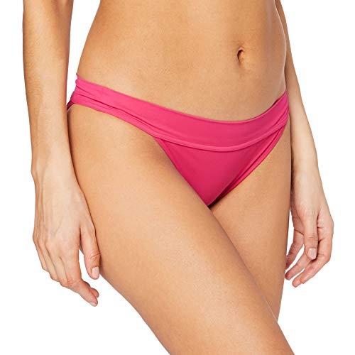 Tommy Hilfiger Band Braguita de Bikini, Rosa Pink 011, 42 (Talla del Fabricante: Large) para Mujer