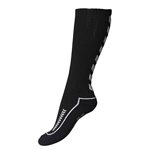 Hummel Advanced Long Indoor Sock 21059 32-35 Schwarz