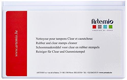 Artemio Nettoyeur pour tampons clear et caoutchouc