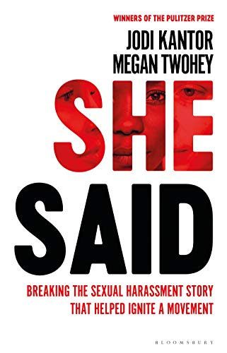 She Said: The New York Times Bestseller (English Edition)
