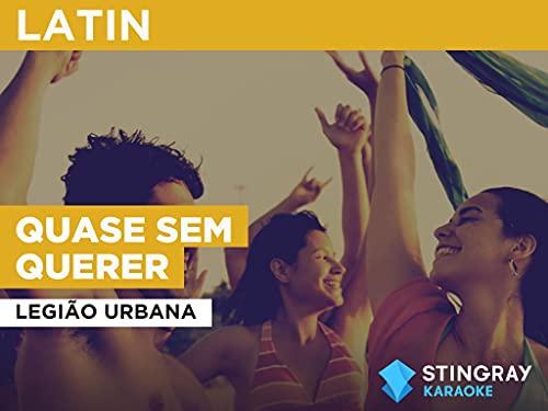 Quase sem querer in the Style of Legião Urbana