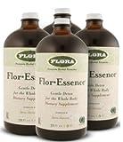 Flora Flor-Essence Tea Cleanse 32 Oz - Pack of 4 Bottles