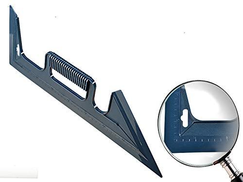 Anstreichhilfe 90° 45° Winkel Malerwerkzeug Streichhilfe Kunststoff Malerzubehör