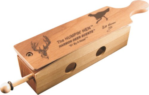 Harmon Scents - Humpin'Hen - Turkey Box Call - CCHTBC - Spring Gobbler -Turkey Call