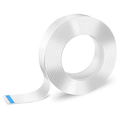 Double Sided Nano Tape 173FT Transparent Gel Grip 16022021113047