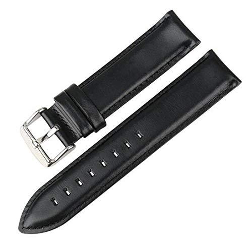 時計ベルト本革ベルト14mm