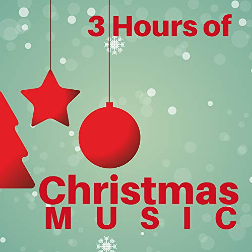 3 Hours of Christmas Music - New Age Collection of Xmas Songs with Sleigh Bells and Relaxing Piano Music