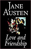 Love and Friendship - Jane Austen [Vintage library classics Edition](Illustrated) (English Edition)