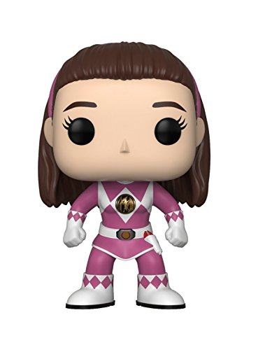 Funko Pop! Kimberly sin Casco(Power Ranger Rosa) - Power Rangers