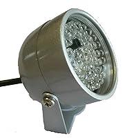 Broadwatch 光量センサー付き 自動点灯 赤外線照明 赤外線補助照明 LED48灯