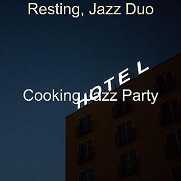 Resting, Jazz Duo