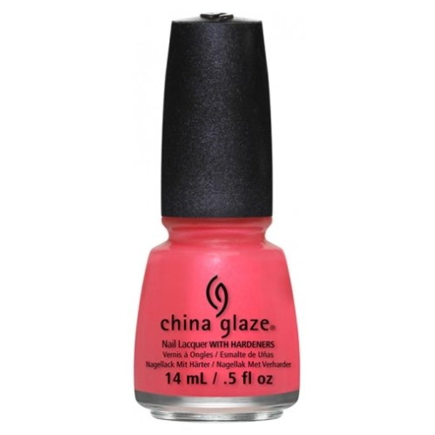 シャイ枕染料(3 Pack) CHINA GLAZE Nail Lacquer - Art City Flourish - Strike A Rose (並行輸入品)