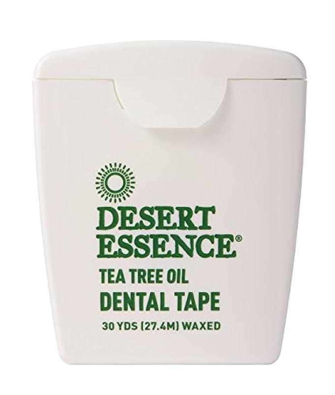Desert Essence Tea Tree Dental Tape(12pk) - 30 yds gvtdmsue320675
