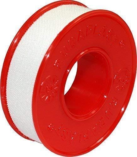 Noba Verbandmittel Rudaplast 1 Rolle Fixierpflaster (1,25 cm x 5 m)