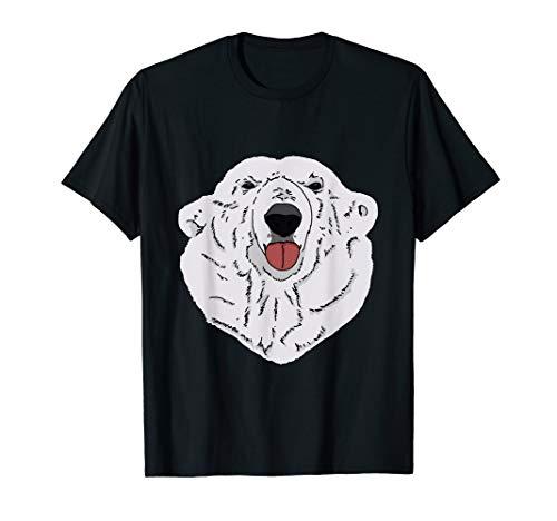 Eisbär, Braunbär oder Teddy Bär Geschenkidee für Bären Fans T-Shirt