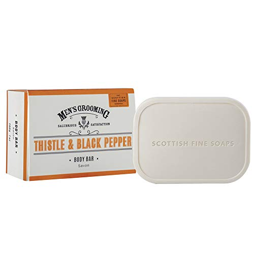 "Scottish Fine Soaps Seife ""Men's Grooming"" 200g"