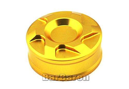Barbaren Couvercle pour réservoir de liquide de frein arrière pour MT-125 MT-25 MT-03 MT-10