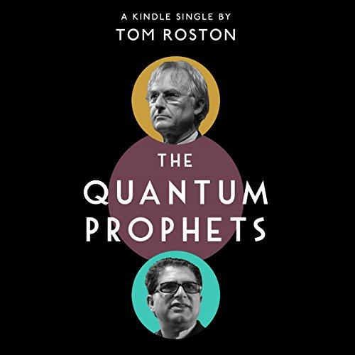 The Quantum Prophets cover art