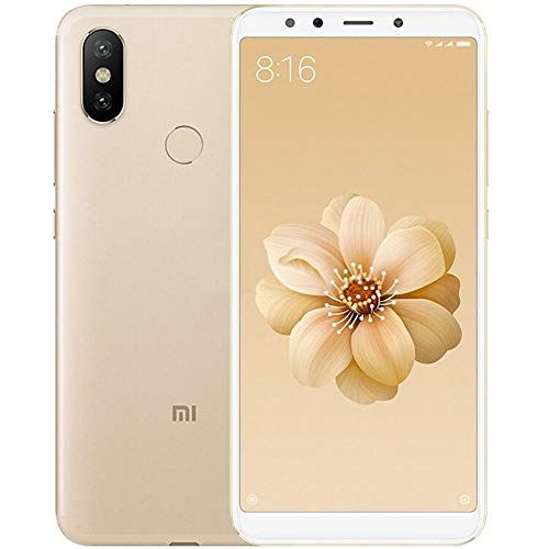 Xiaomi MI A2 - Smartphone DE 5.9' (Qualcomm Snapdragon 660 a 2.2 GHz, RAM de 4 GB, Memoria de 64 GB,...