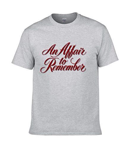 AILIBOTE un asunto a recordar camiseta para hombre