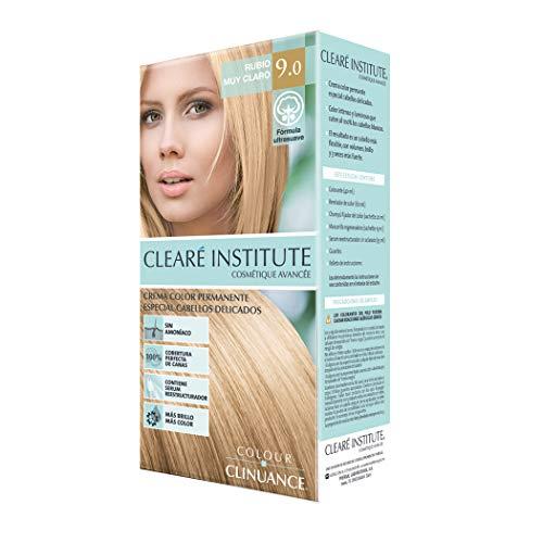 Clinuance | Haarfarbe ohne ammoniak | Spezielles empfindliches Haar | 170ml