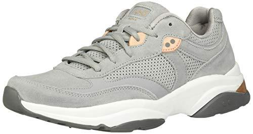 Ryka Women's NOVA Walking Shoe, Grey, 9 W US