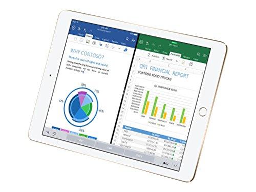iPad Pro 9.7-inch (128GB, Wi-Fi + Cellular, Gold) 2016 Model